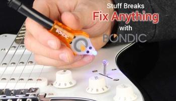 Bondic Liquid Plastic Welder: Say Goodbye to Super Glue