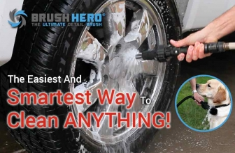 Brush Hero Review: Spinning Car Wash Brush