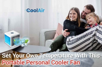 CoolAir Portable Air Conditioner Review: Yay or Nay?