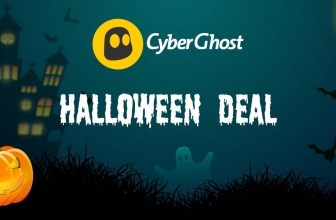 Spooky: A Limited Halloween Deal For CyberGhost!!!