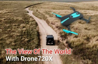 Drone720X Review: Affordable Drone with Camera