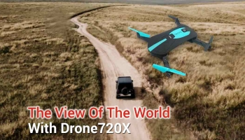 Drone 720X: Affordable Drone with Camera