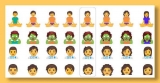 Google Releases 53 New Emoji, These Are All Gender Ambiguous