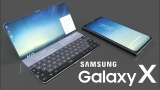 Samsung Galaxy X: First Foldable Phone