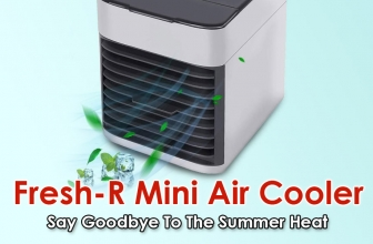 Fresh-R Air Cooler Review: Can This Portable AC Beat the Heat?