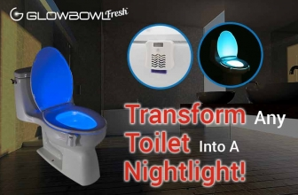 GlowBowl Fresh: Is this Toilet Night Light Worth It?