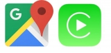 How To Use Google Maps With Apple's Carplay