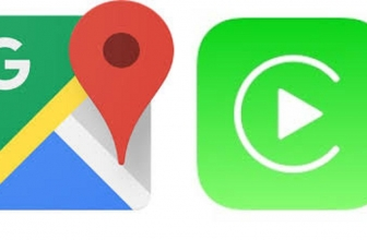 How To Use Google Maps With Apple's Carplay