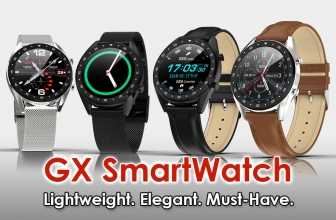 GX SmartWatch Review: Should You Make the Switch?