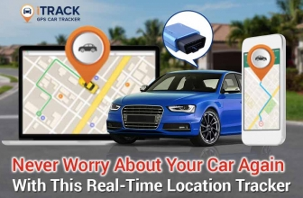 iTrack GPS Car Tracker