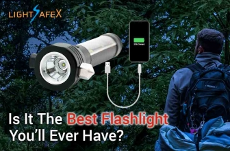 LightSafeX Review: Best Flashlight You'll Ever Have