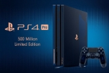 PS4 Pro 500 Million Limited Edition Instantly Sells Out