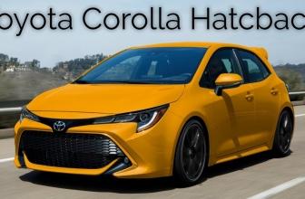 Meet the Toyota Corolla Hatchback 2019