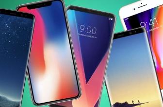 Week 40: Top 5 Trending phones