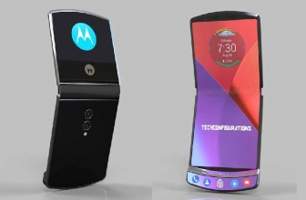 Leak: Moto Razr 2019 Design and Features