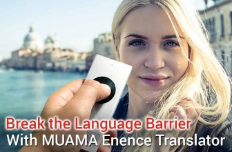 Bring MUAMA Enence Instant Translator On Your Next Trip