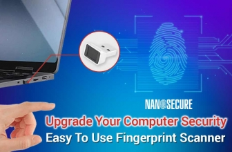NanoSecure Biometric Fingerprint Scanner
