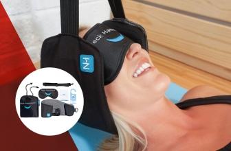 Neck Hammock: essa rede para aliviar a dor no pescoço funciona?