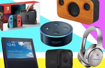 The coolest Tech gift gadget-ideas