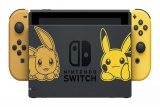 Nintendo Switch Launches Special Pokemon Edition