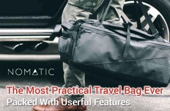Nomatic Review: The Perfect Bag to Travel the Future