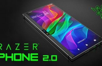 Razer Phone 2 Leaked: Technical Specs, Display and Design