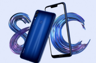 The world's first smartphone? From Honor 8C: With a Snapdragon 632 SoC