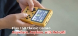 A Review on RetroMi, the Game Boy Retro Console