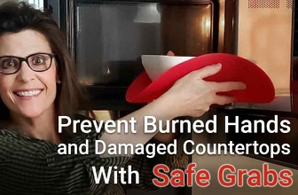 Say Goodbye to Kitchen Mishaps: A Safe Grabs Review