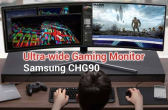 Samsung CHG90 Ultra-wide Gaming Monitor Review