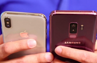 Samsung Galaxy S9 Reference Point and iPhone X crushes them
