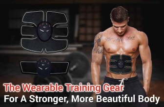 Smart Fitness EMS Review: The Smart Abs Muscle Trainer