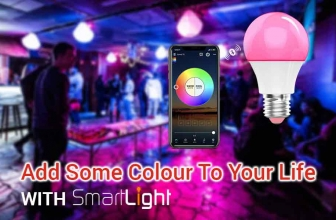 SmartLight LED: Our Review of the Multi Color Light Bulb