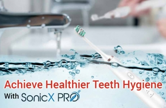 Sonic X PRO Toothbrush: Clean Your Teeth the Right Way!
