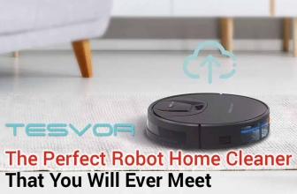 Tesvor: Our review of the robot vacuum