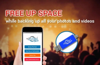 Back Up Your Photos with The Photo Stick Mobile!