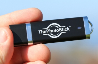Photo Stick: segurança para suas fotos e vídeos com apenas um clique