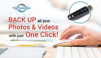 ThePhotoStick: The Best Photo Backup Device of 2020!