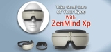 Say Goodbye to Tired Eyes: ZenMind XP Eye Massager
